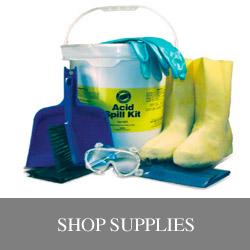 Shop Supplies for equipment repair Illinois Lift Equipment