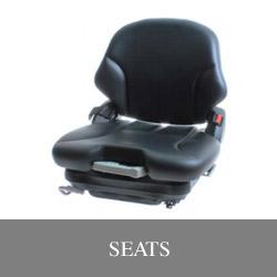 Operator seats for lift equipment Illinois Lift Equipment