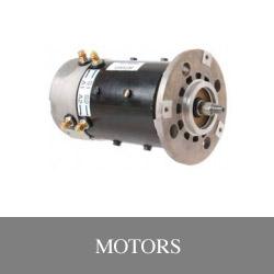 Electric Motors for lift equipment Illinois Lift Equipment