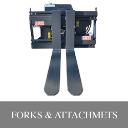 Forklift Forks and Attachments