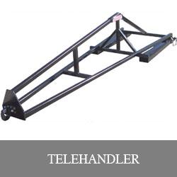 Forklift telehandler
