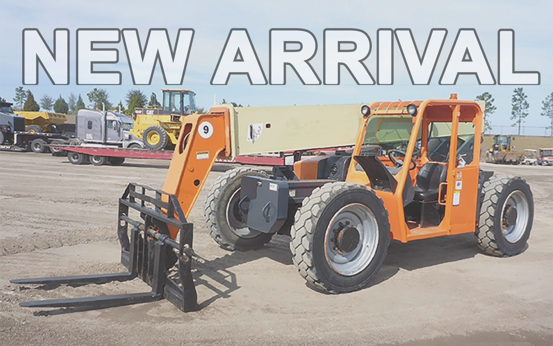 Used 2008 JLG G9-43A  | Cary, IL