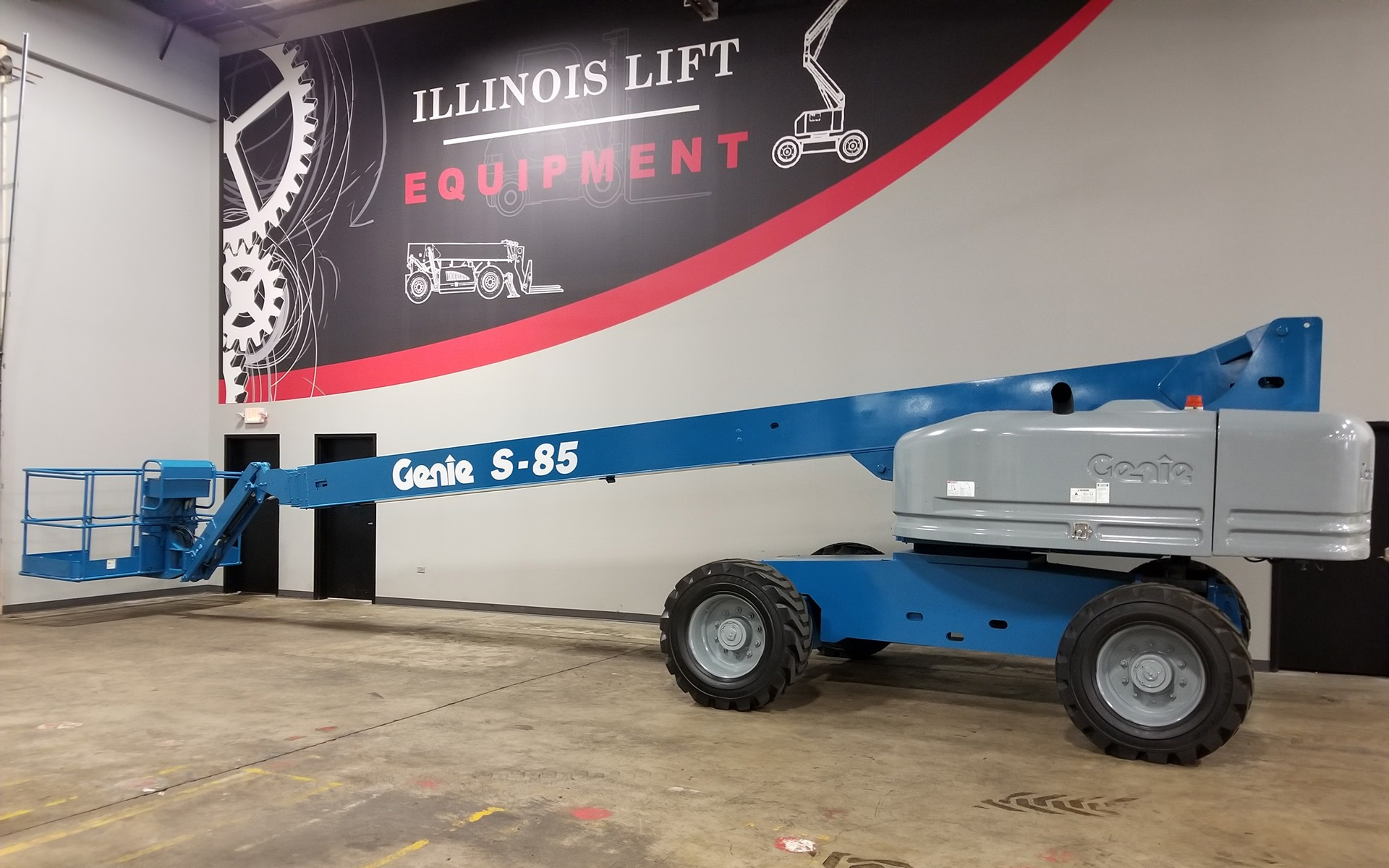 Used 2007 GENIE S85  | Cary, IL
