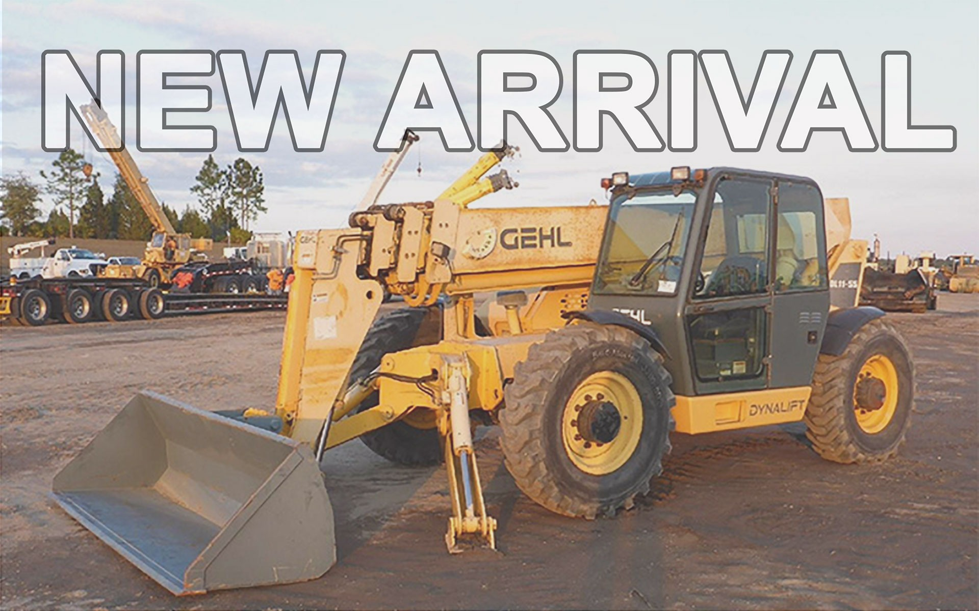 Used 2008 GEHL DL1155  | Cary, IL