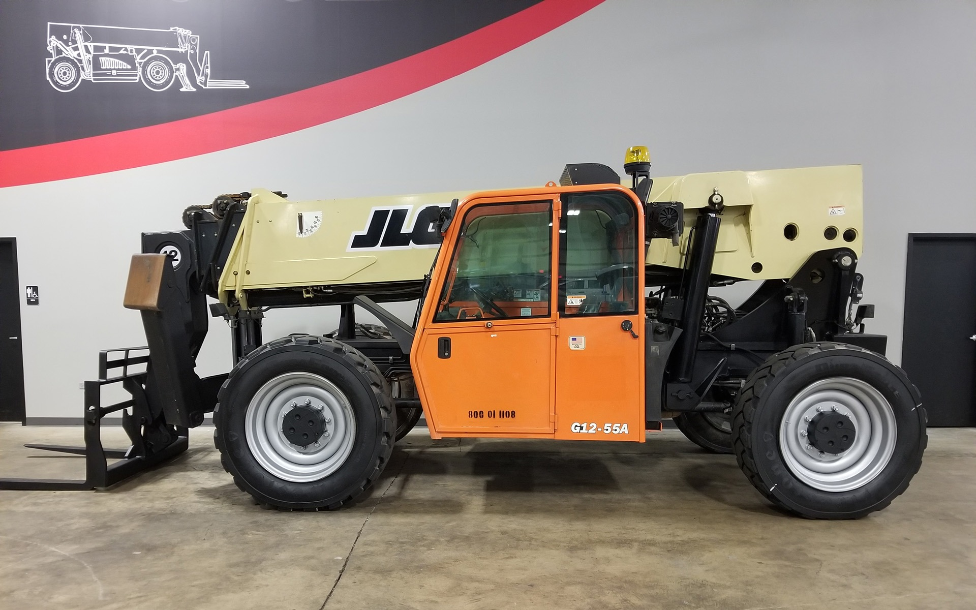 Used 2014 JLG G12-55A  | Cary, IL