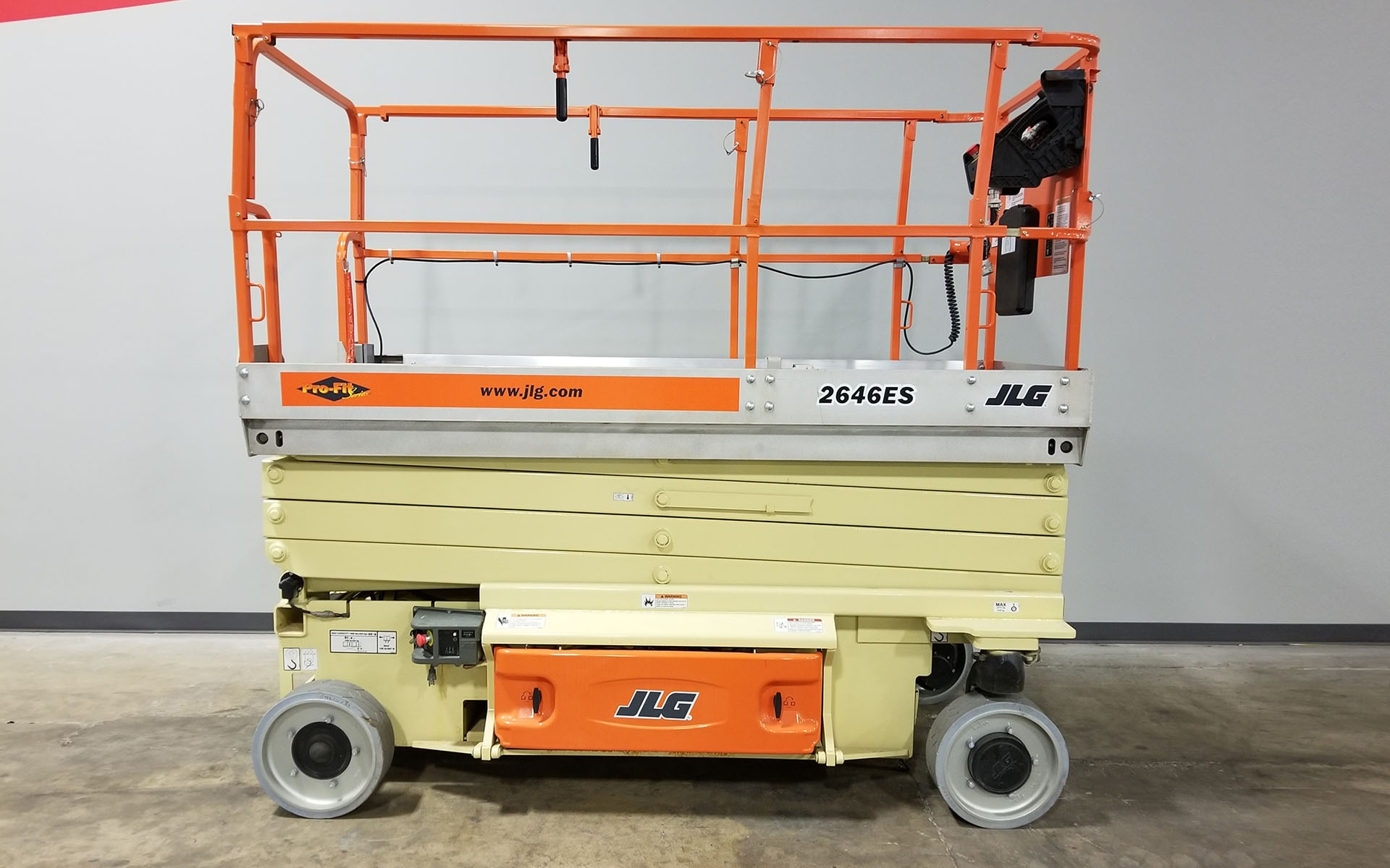Used 2007 JLG 2646ES  | Cary, IL