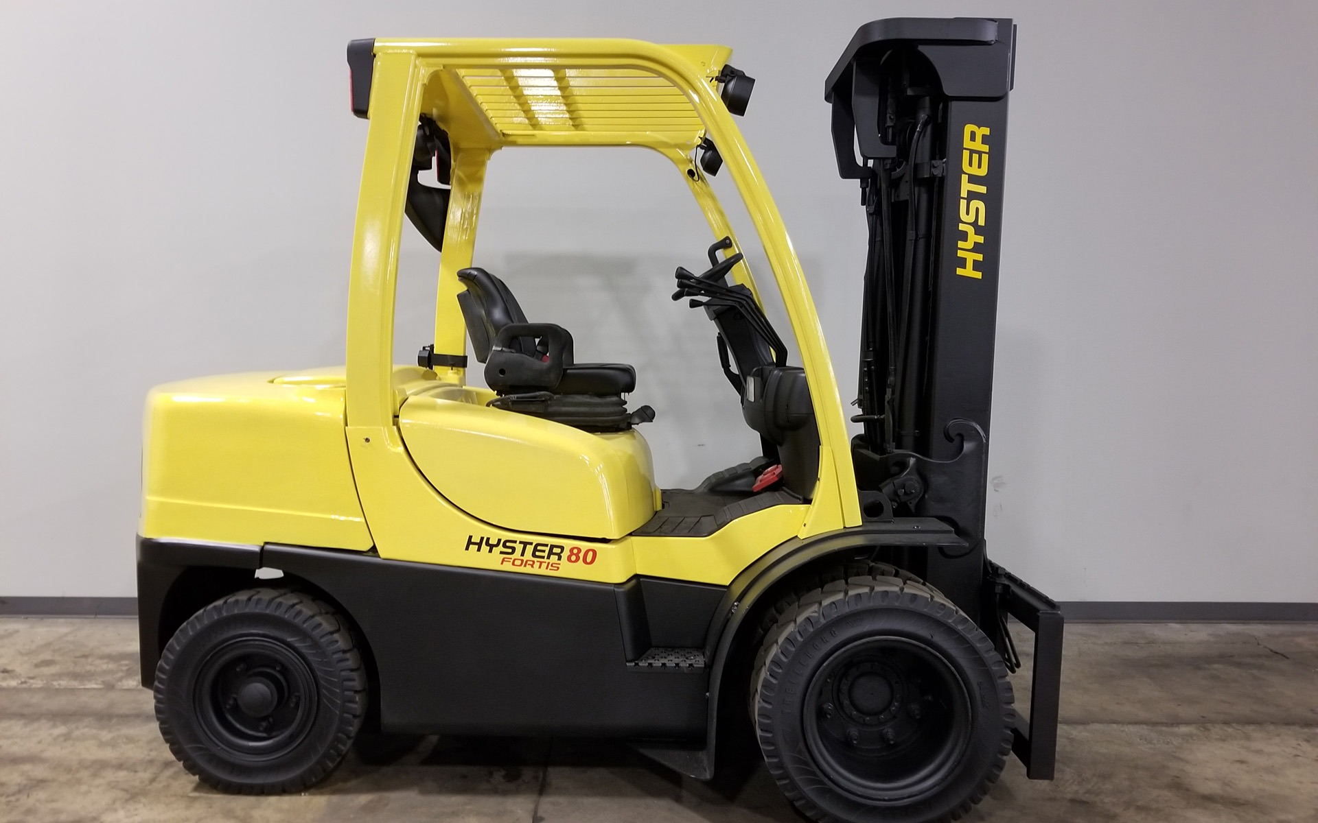 Used 2010 HYSTER H80FT    Cary, IL