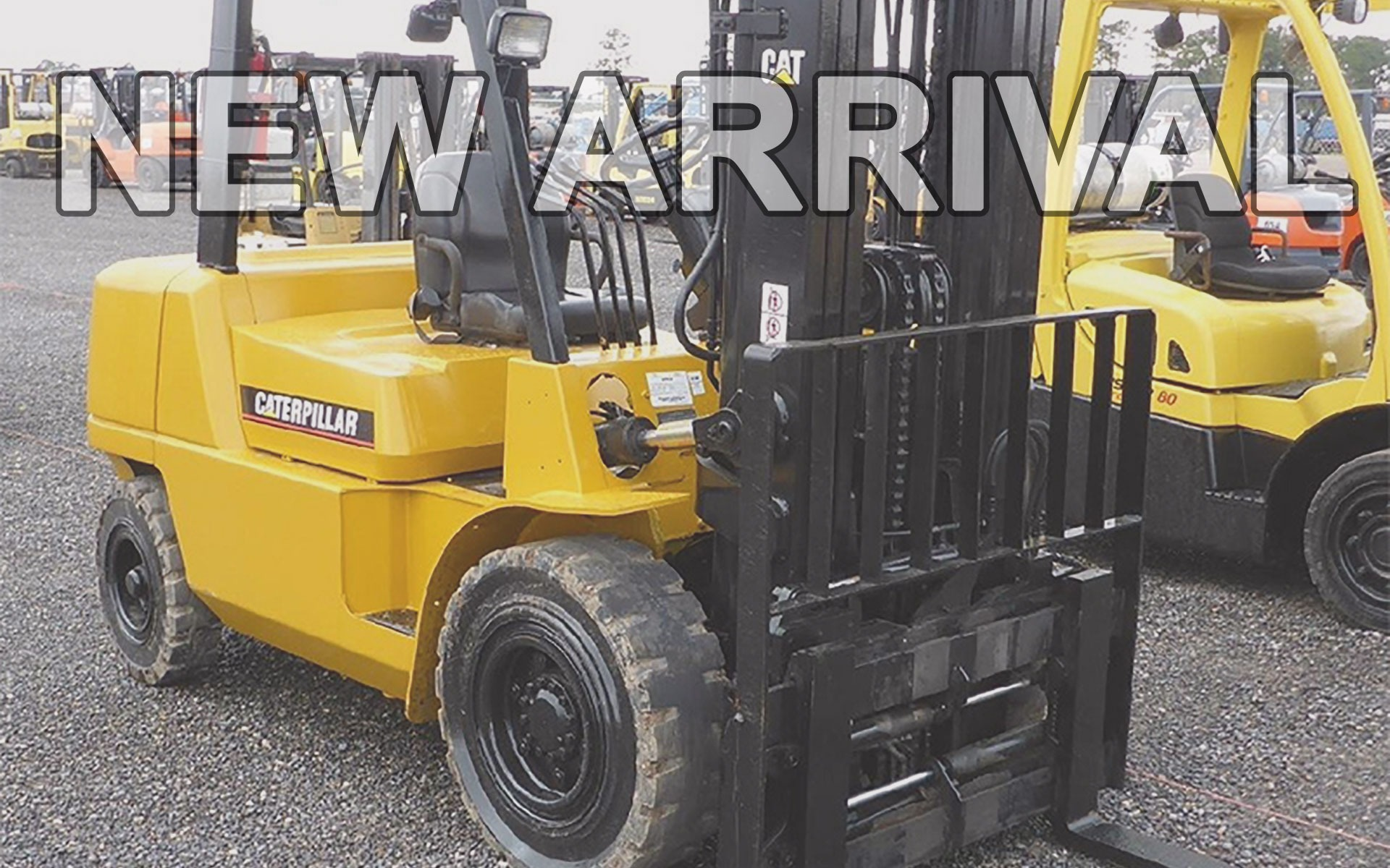 Used 2006 CATERPILLAR DP45K  | Cary, IL