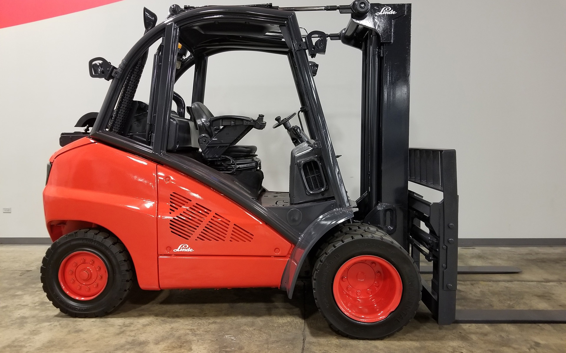 Used 2010 LINDE H50T  | Cary, IL