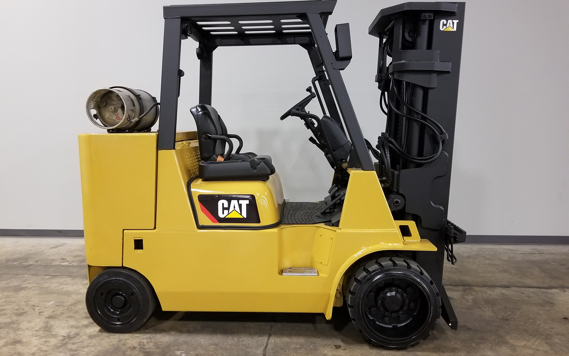 Used 2012 CATERPILLAR GC55KSTR  | Cary, IL