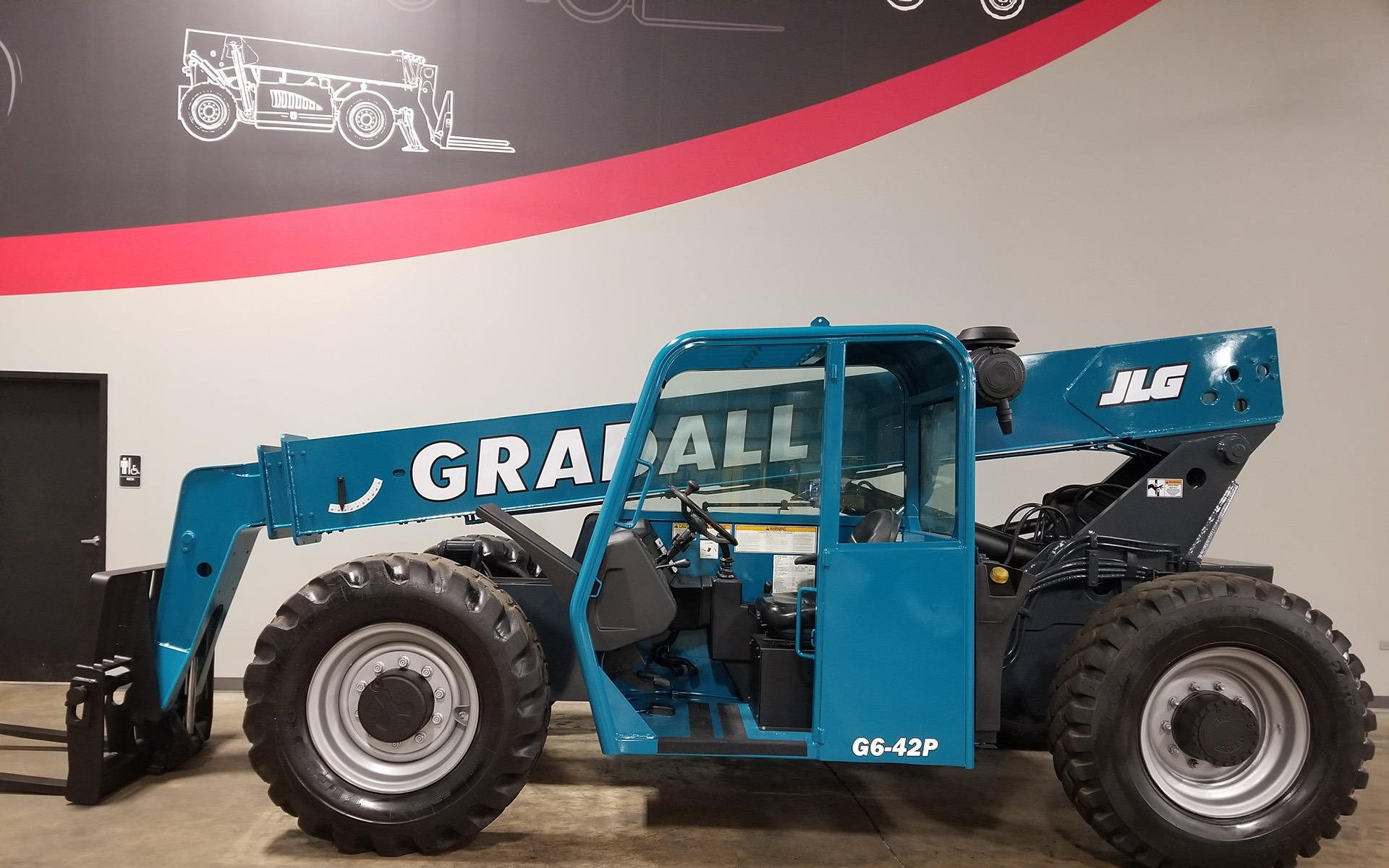 Used 2008 GRADALL G6-42P  | Cary, IL