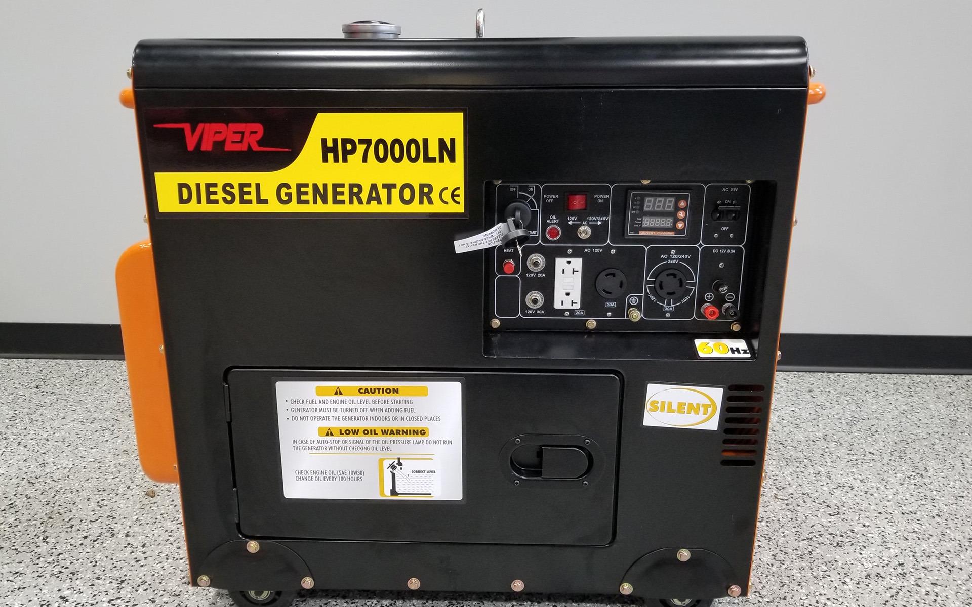 New 2019 VIPER HP7000LN  | Cary, IL