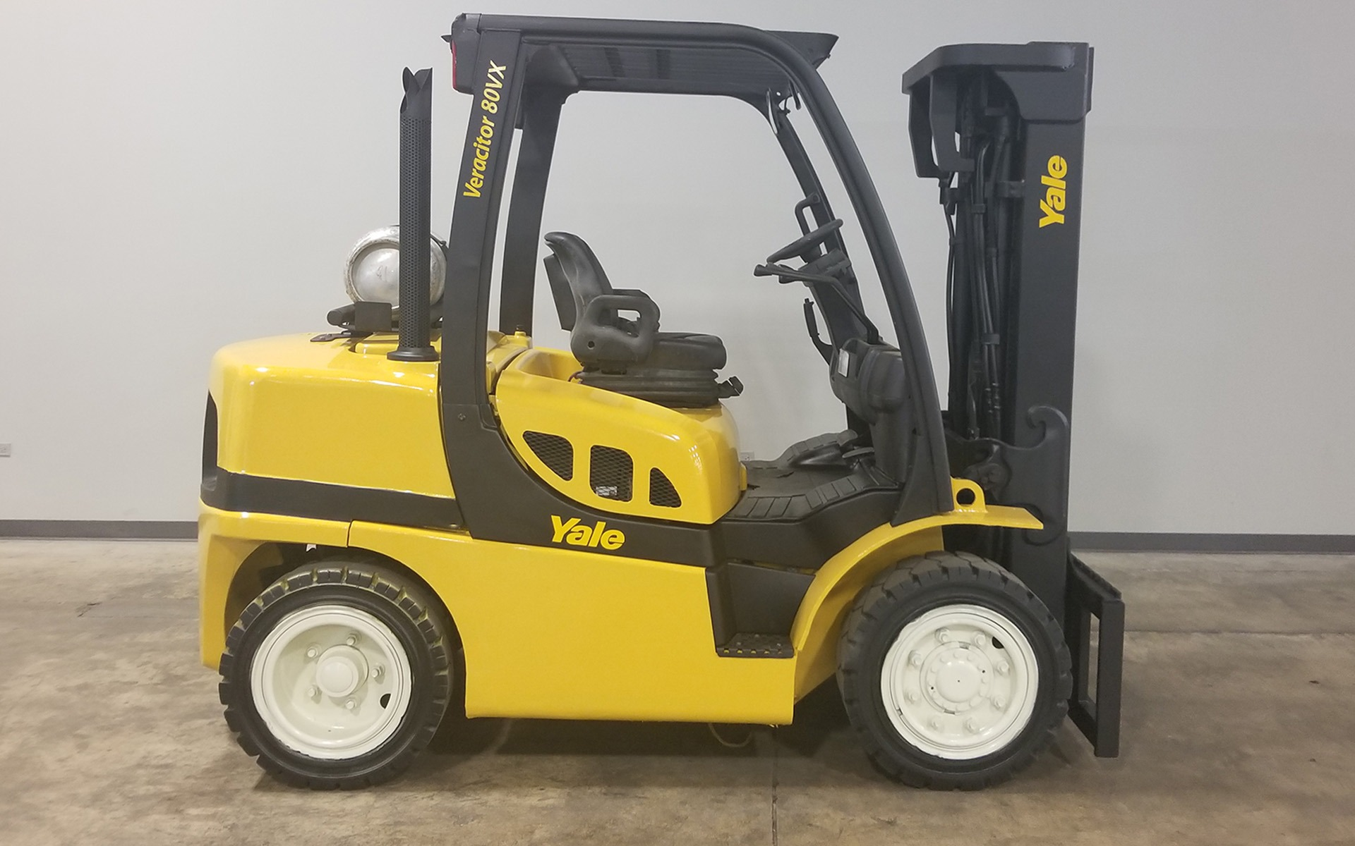 Used 2012 YALE GLP080VX  | Cary, IL