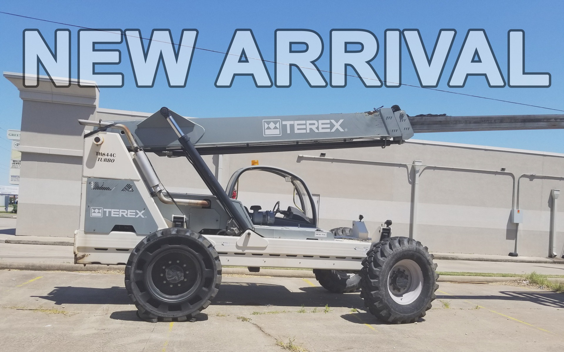 Used 2006 TEREX TH844C  | Cary, IL