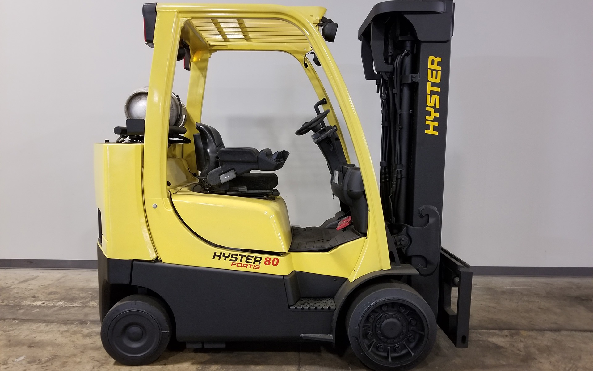Used 2008 HYSTER S80FTBCS  | Cary, IL