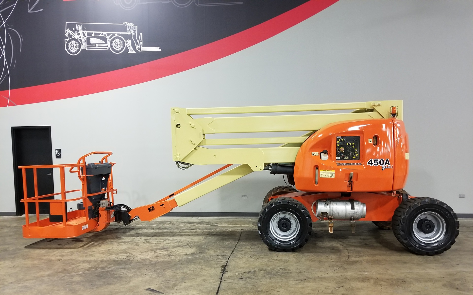 Used 2007 JLG 450A  | Cary, IL