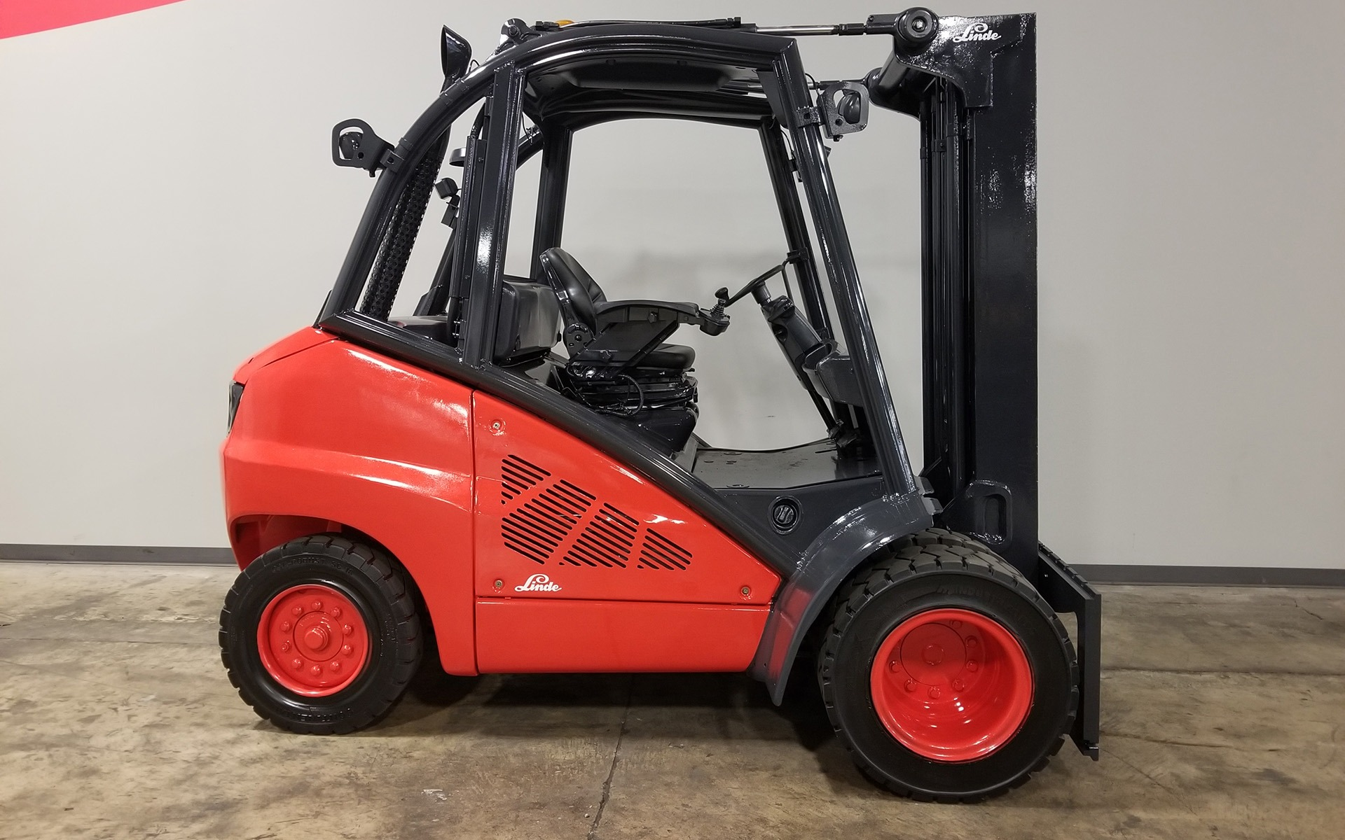 Used 2010 LINDE H45D    Cary, IL