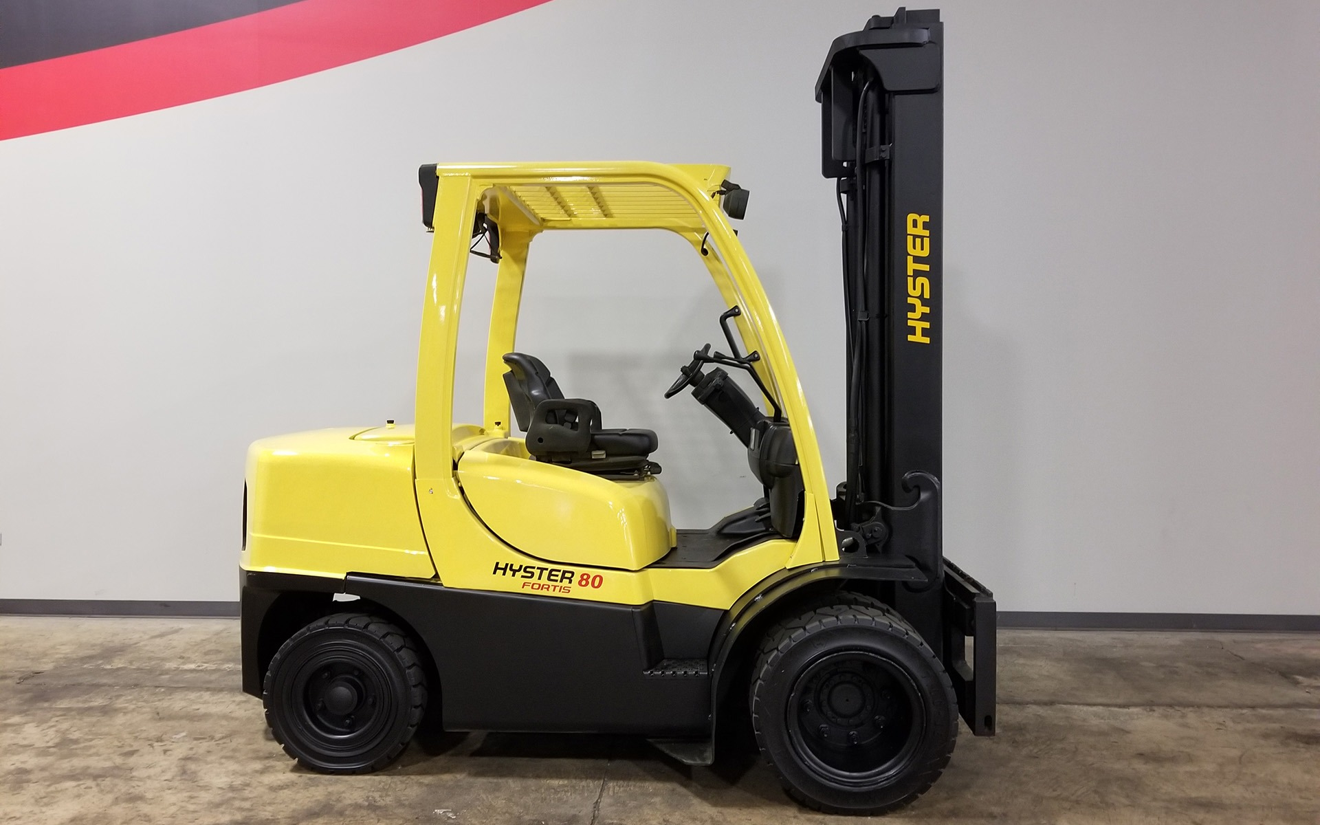 Used 2006 HYSTER H80FT  | Cary, IL
