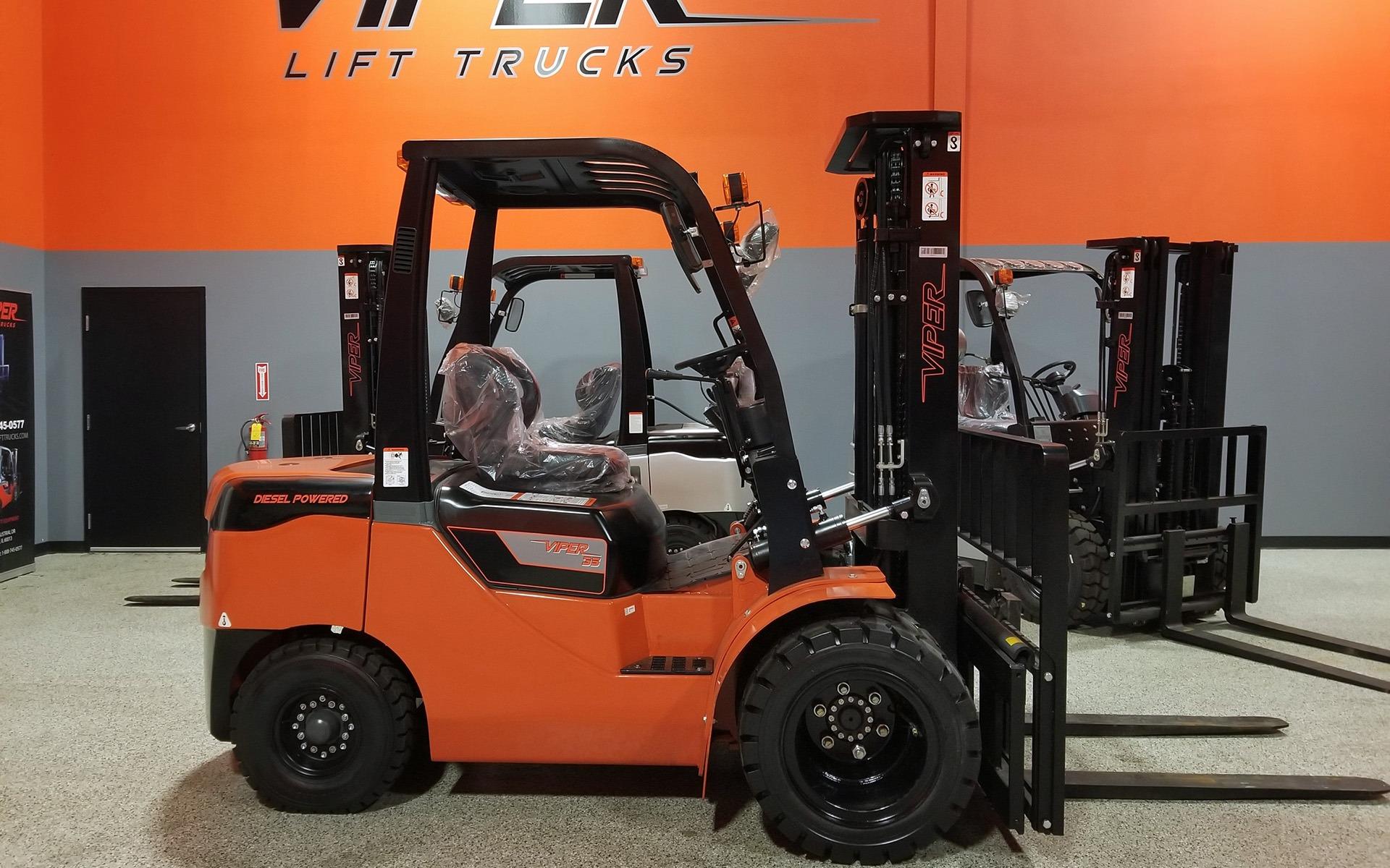 New 2020 VIPER FD35  | Cary, IL