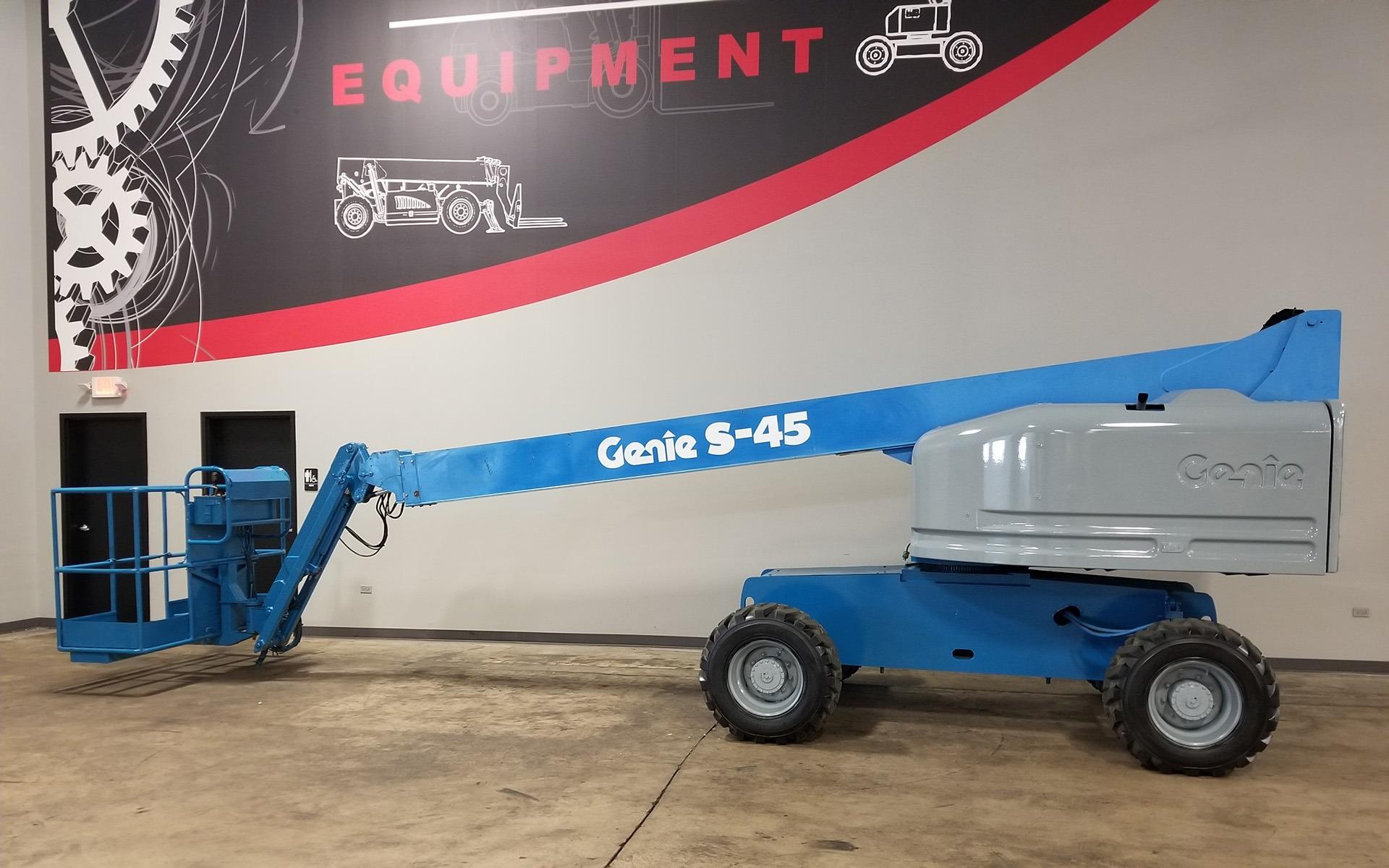 Used 2000 GENIE S45  | Cary, IL