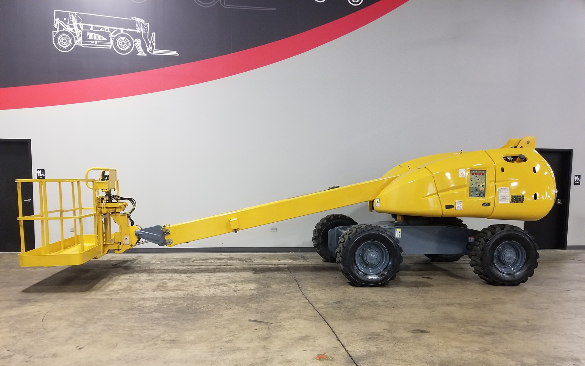 Used 2007 HAULOTTE HB40    Cary, IL