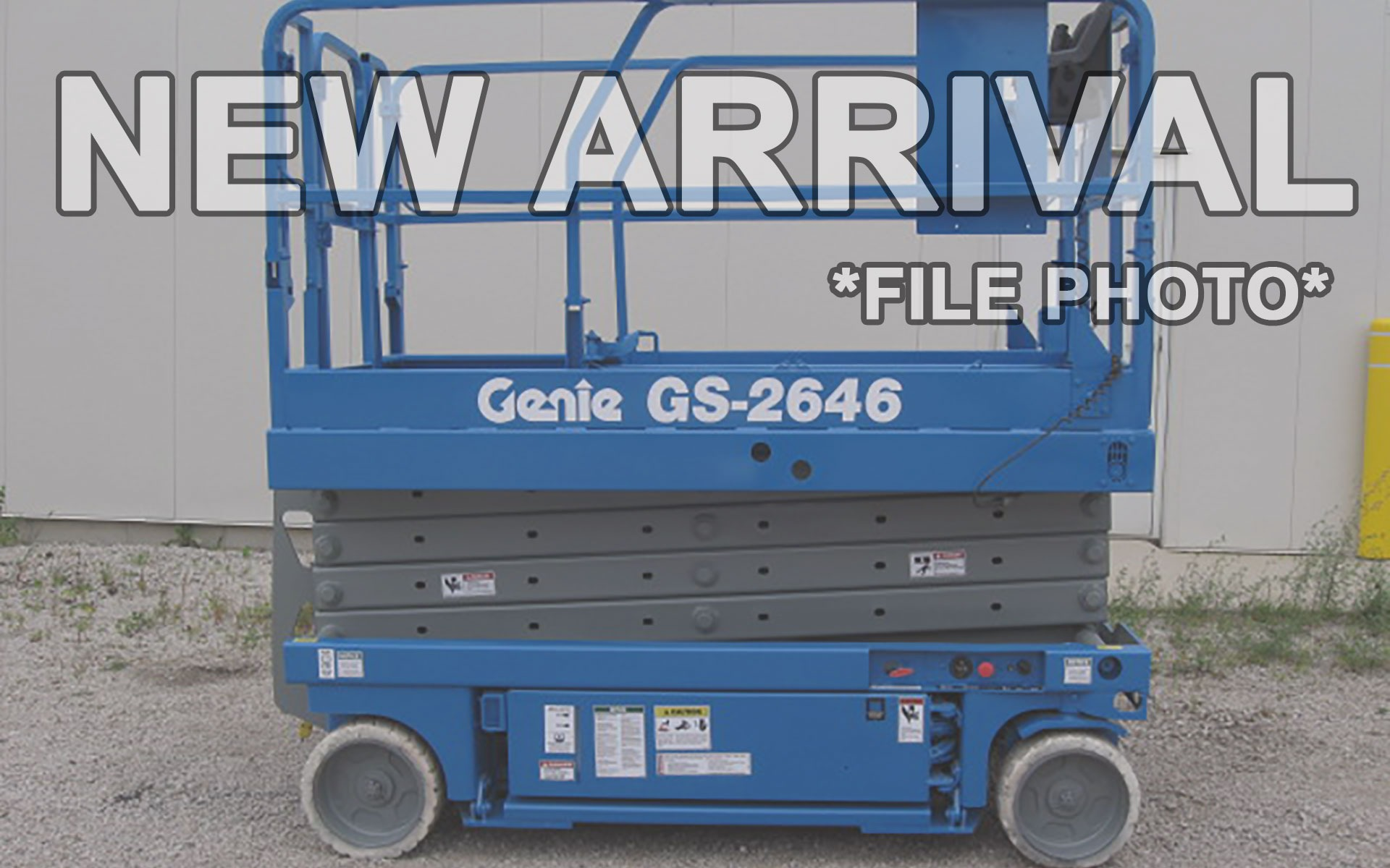 Used 2006 GENIE GS2646  | Cary, IL