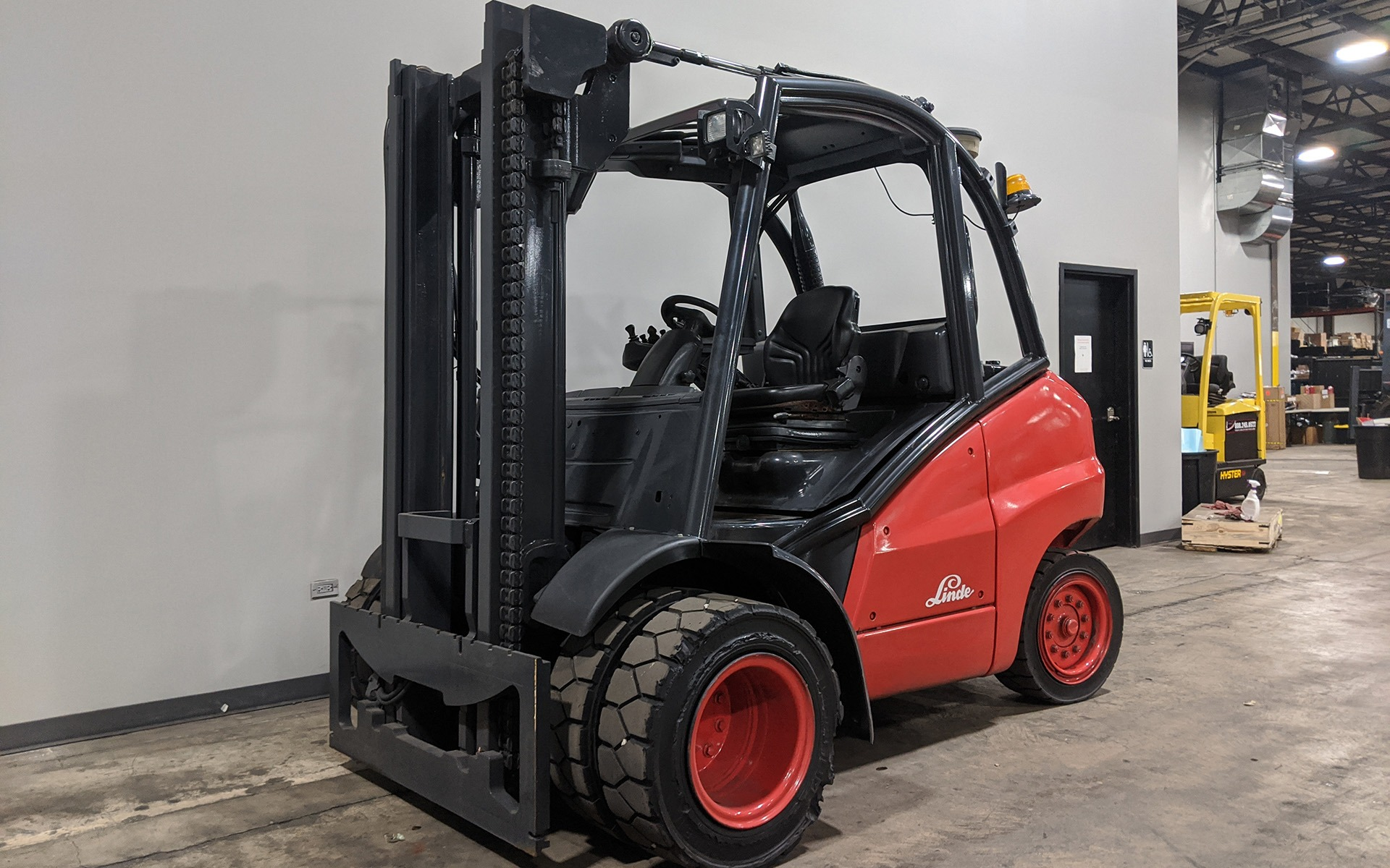 Used 2006 LINDE H50D  | Cary, IL