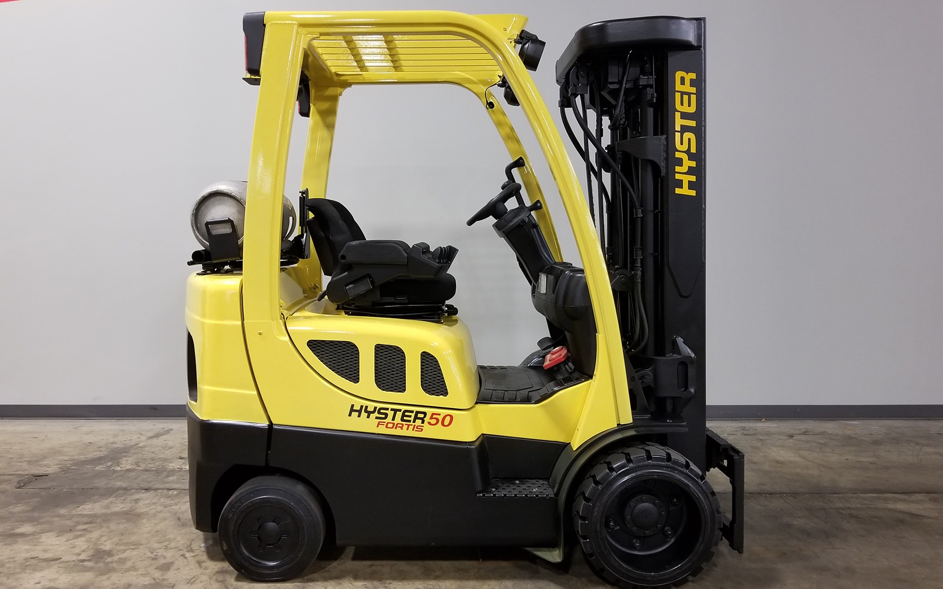 Used 2011 HYSTER S50FT  | Cary, IL