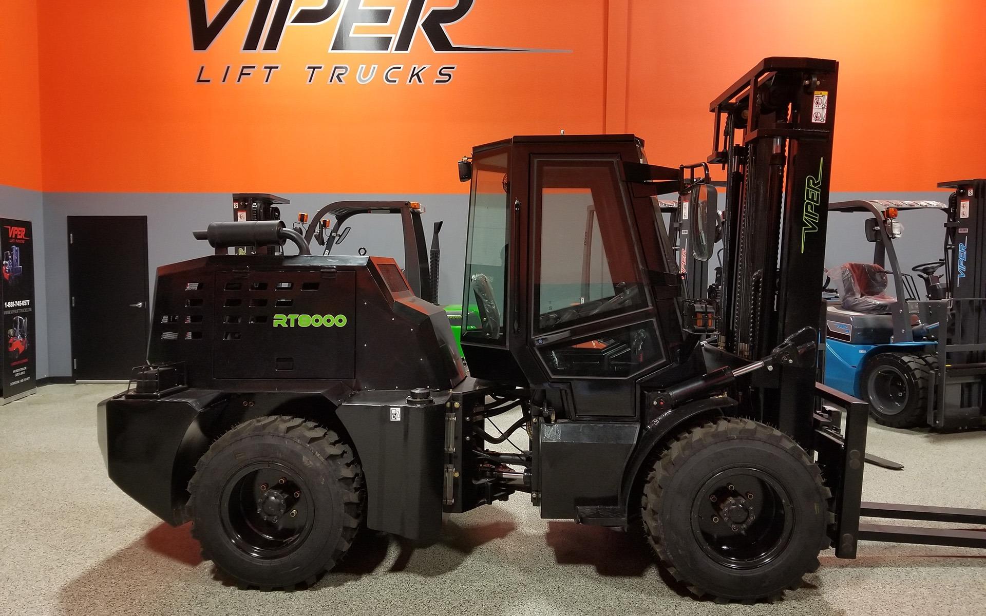 New 2019 VIPER RT8000  | Cary, IL