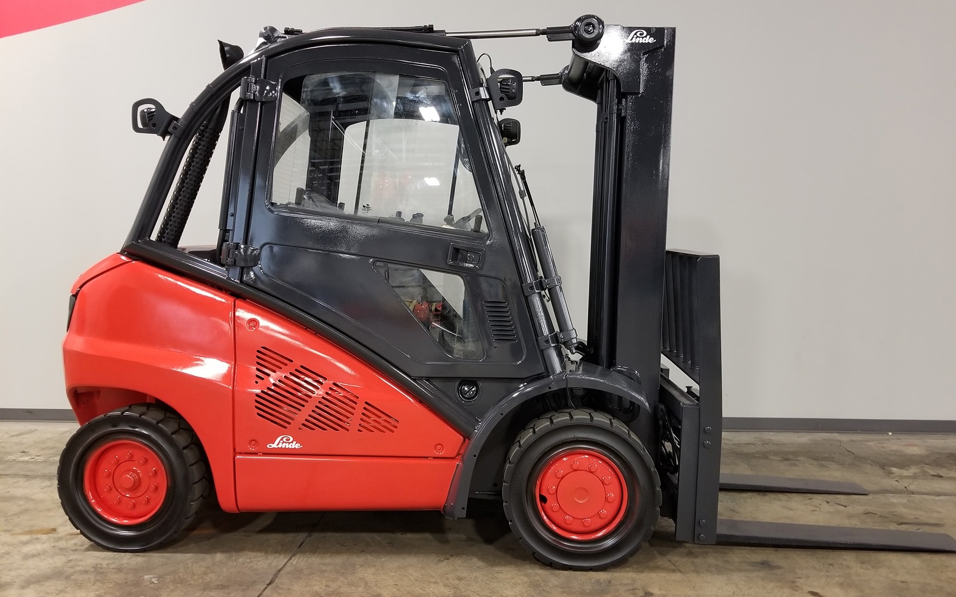 Used 2011 LINDE H40D  | Cary, IL
