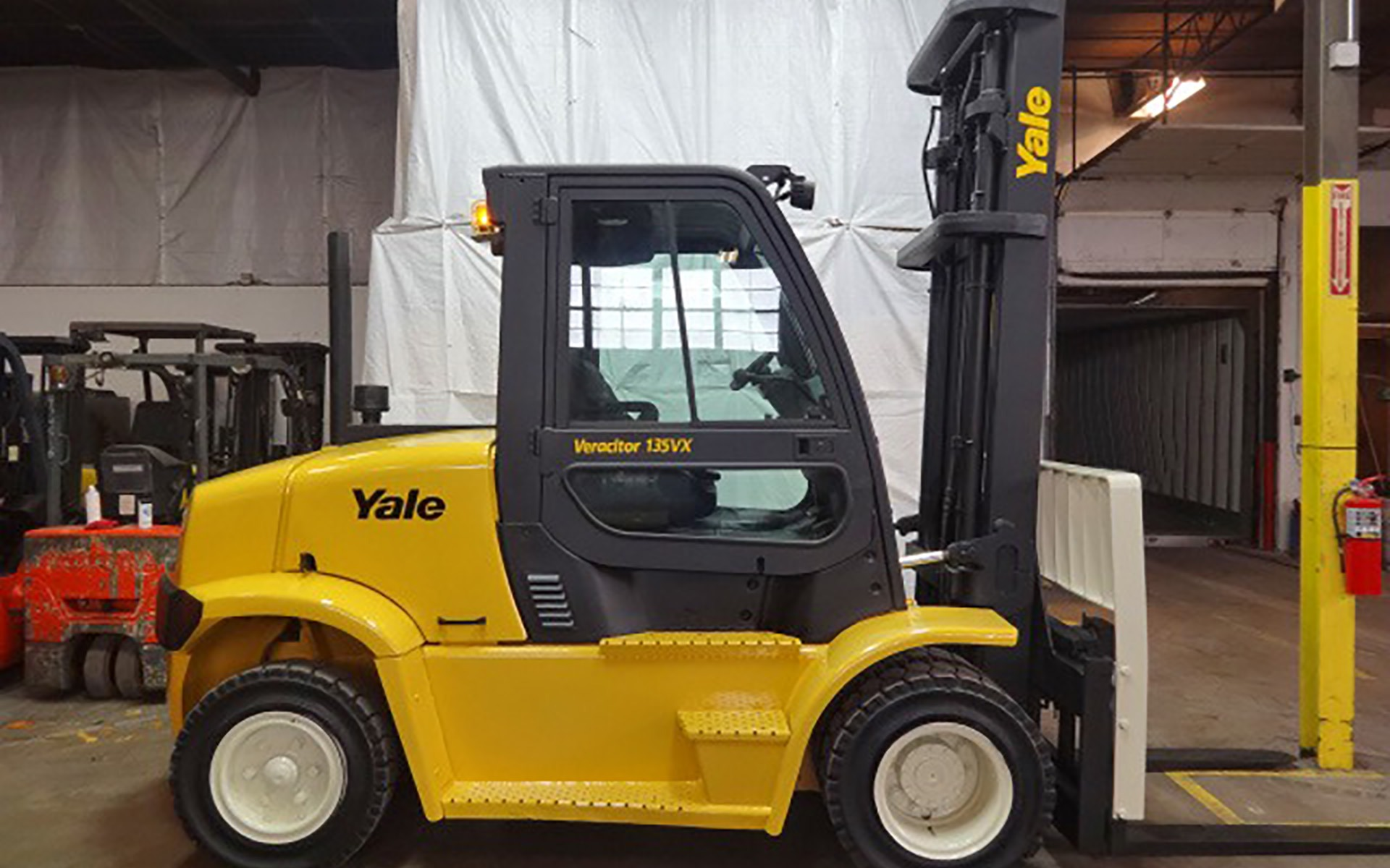 Used 2010 YALE GDP155VX  | Cary, IL
