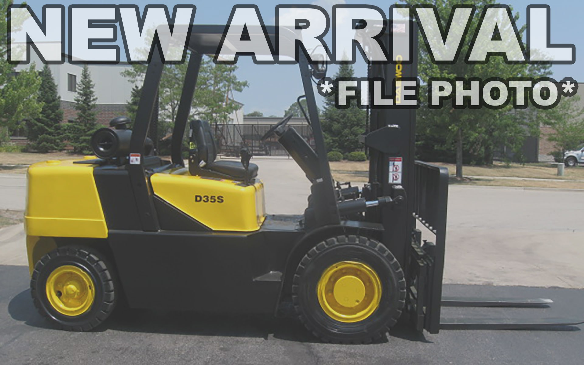 Used 2005 DAEWOO D35S-2  | Cary, IL