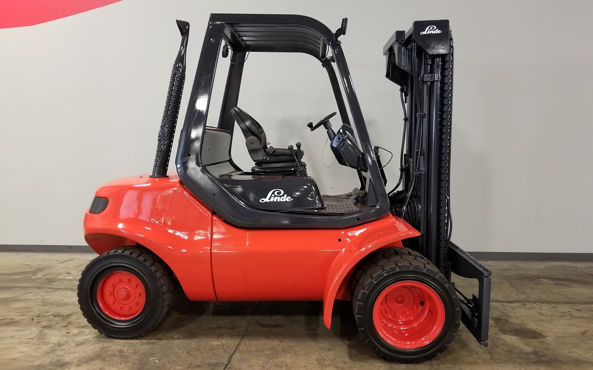 Used 2004 LINDE H45D    Cary, IL