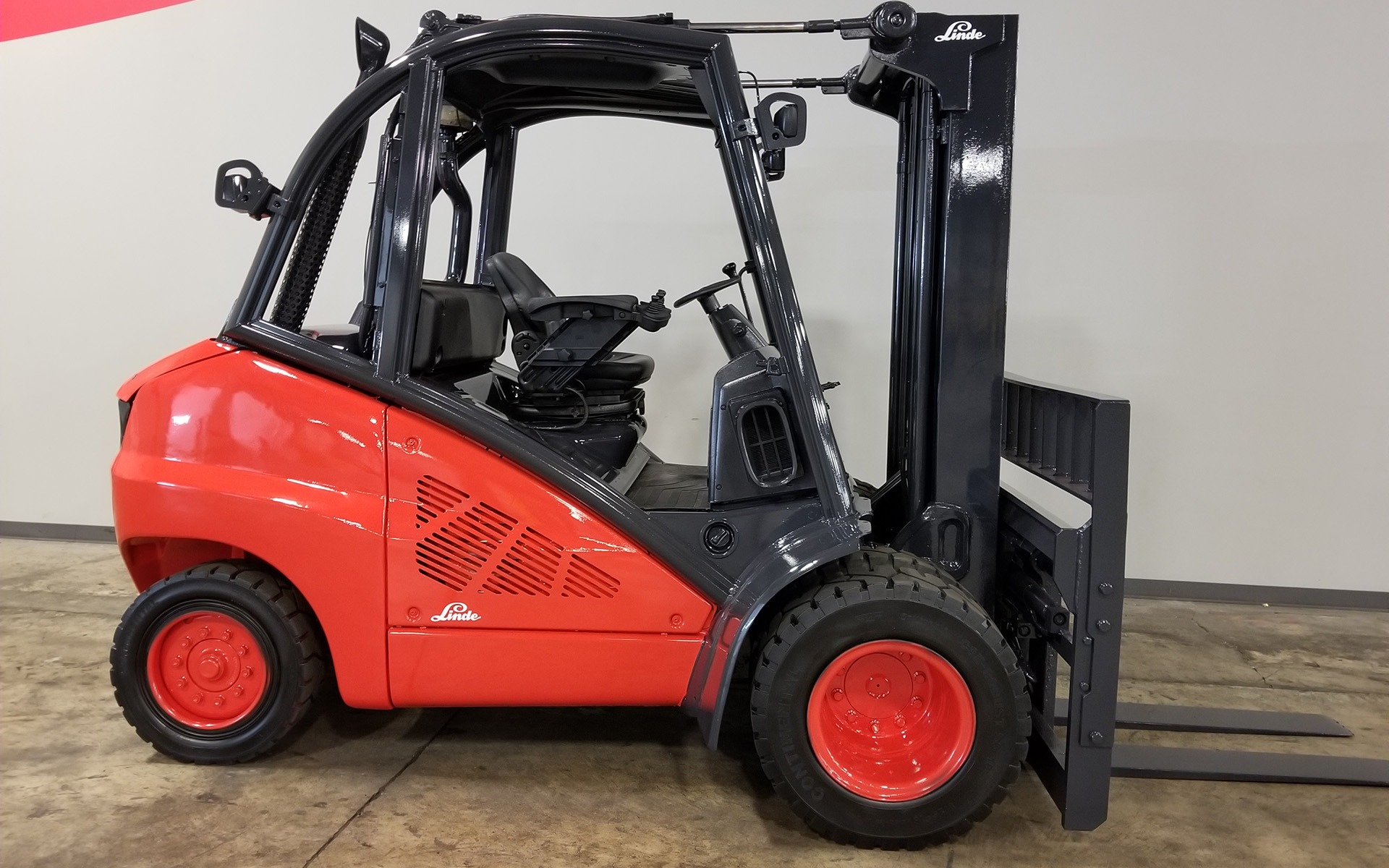 Used 2008 LINDE H50D  | Cary, IL