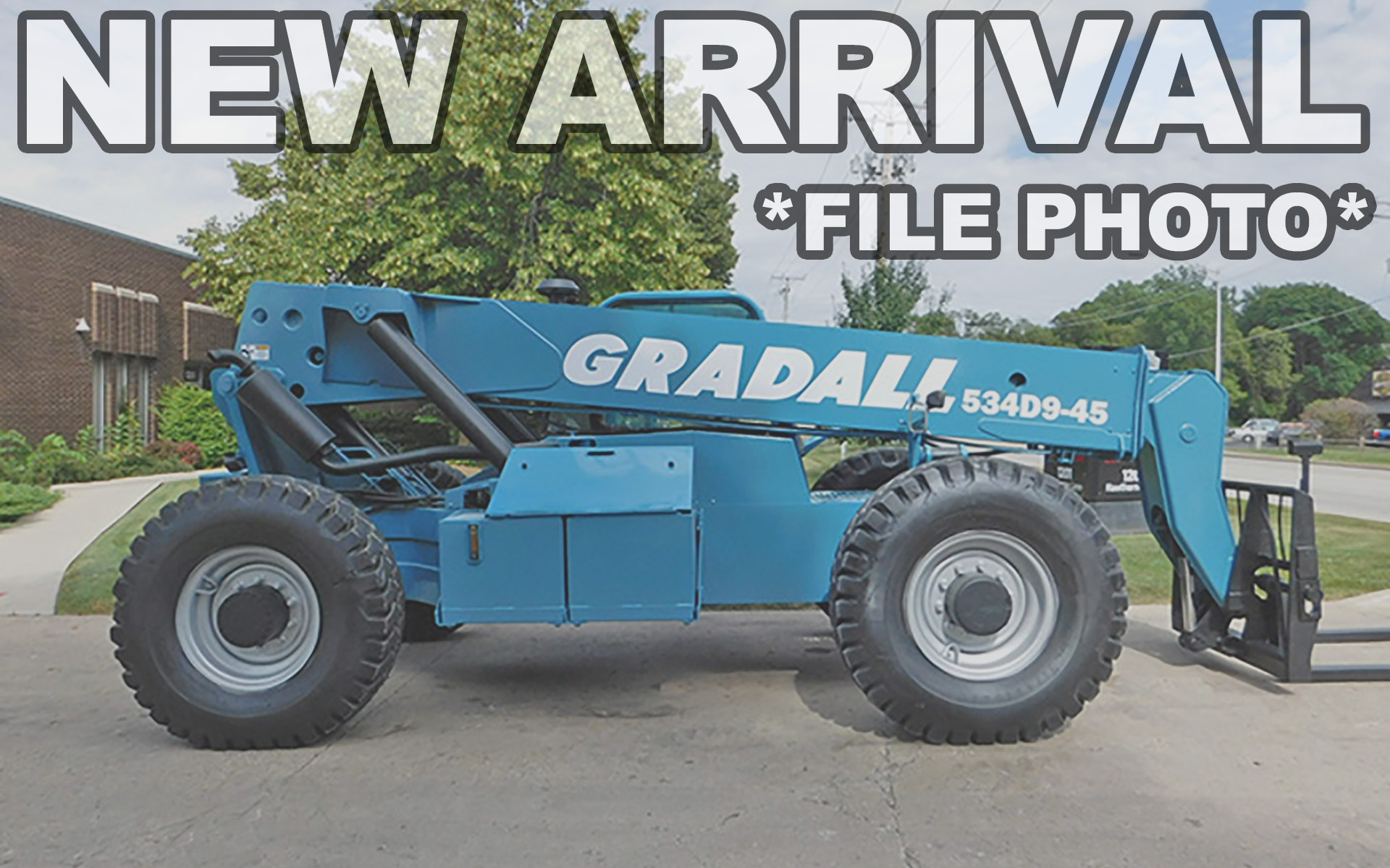 Used 2002 GRADALL 534D-9  | Cary, IL