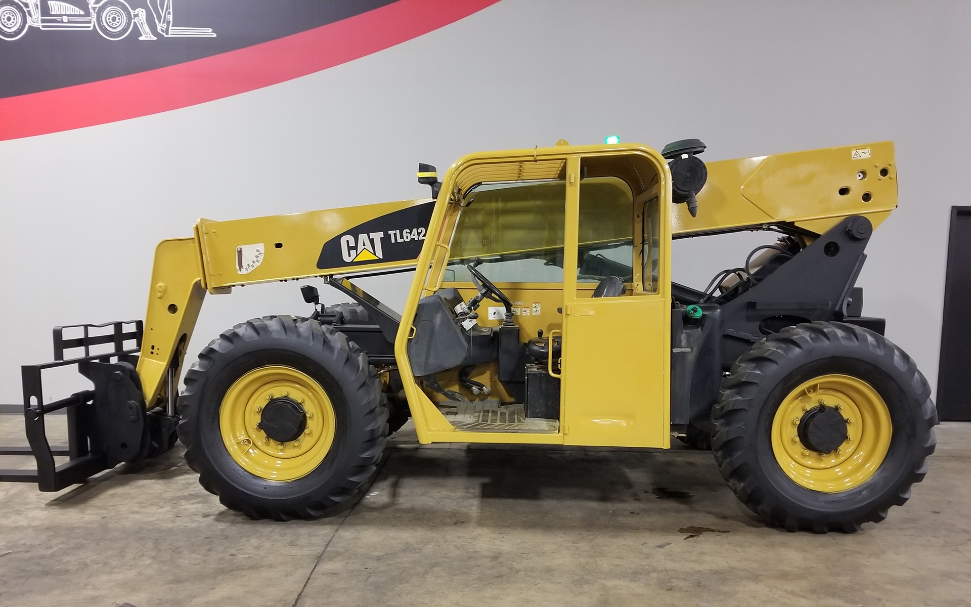 Used 2007 CATERPILLAR TL642  | Cary, IL