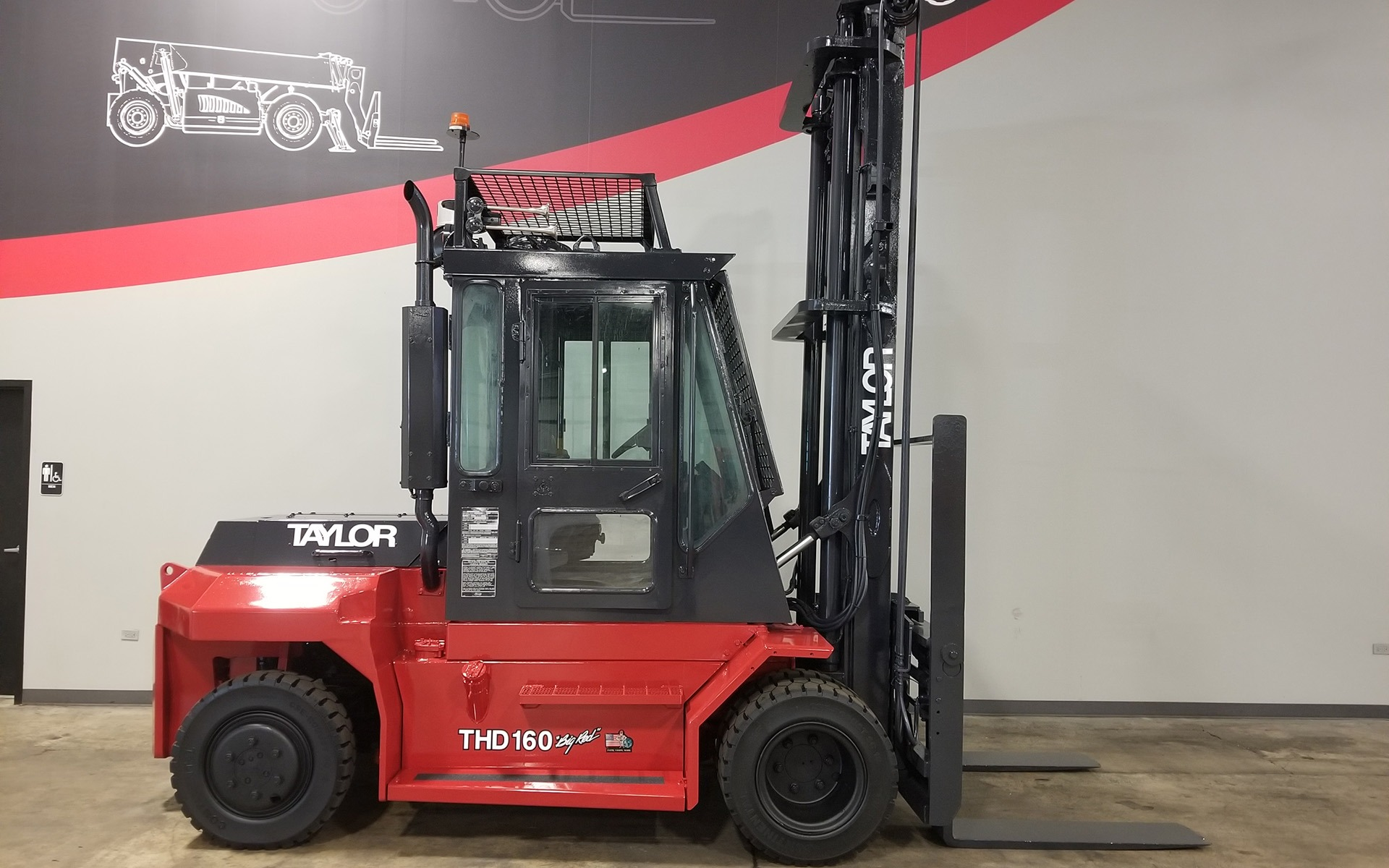 Used 2008 TAYLOR THD160  | Cary, IL