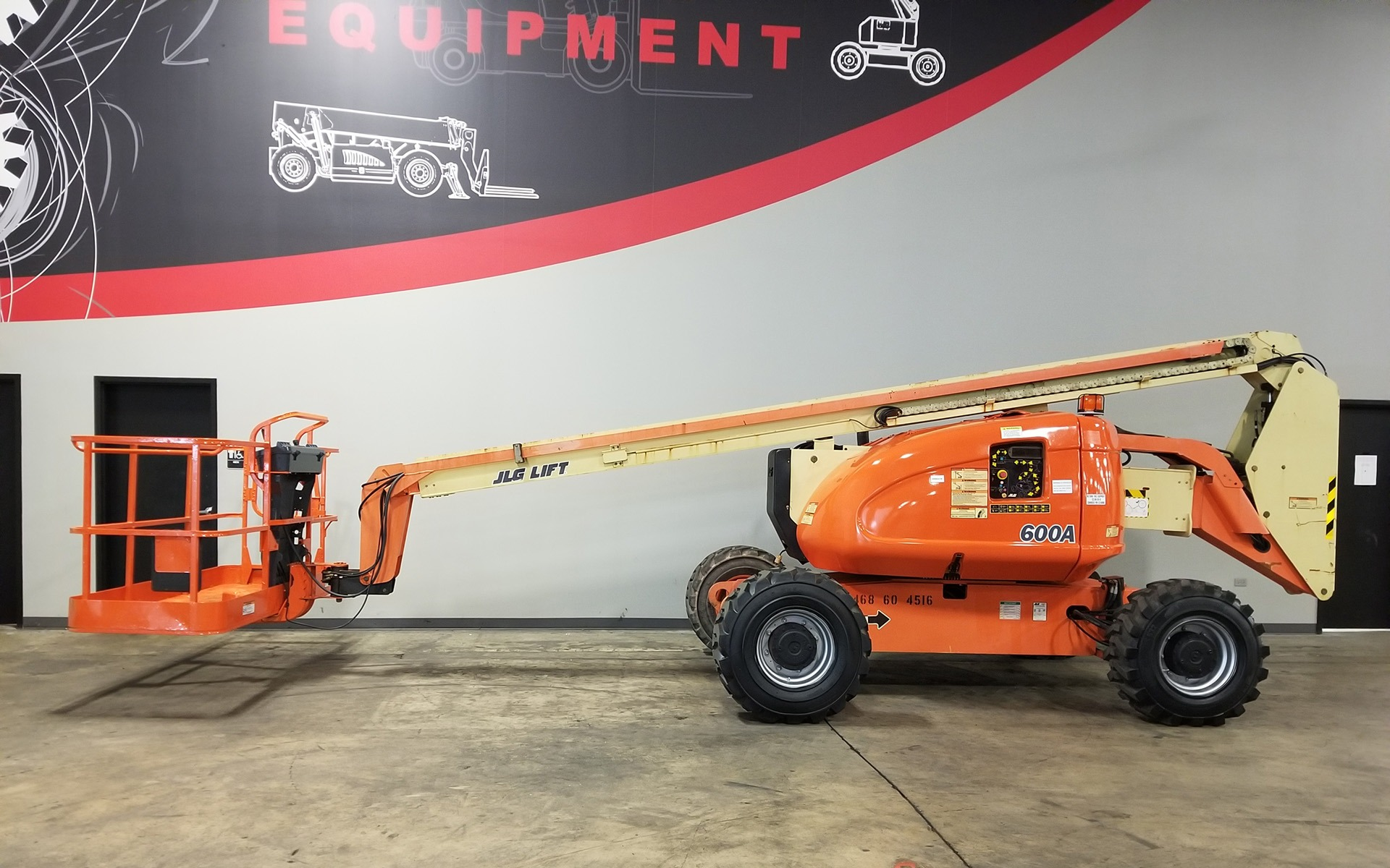 Used 2004 JLG 600A  | Cary, IL