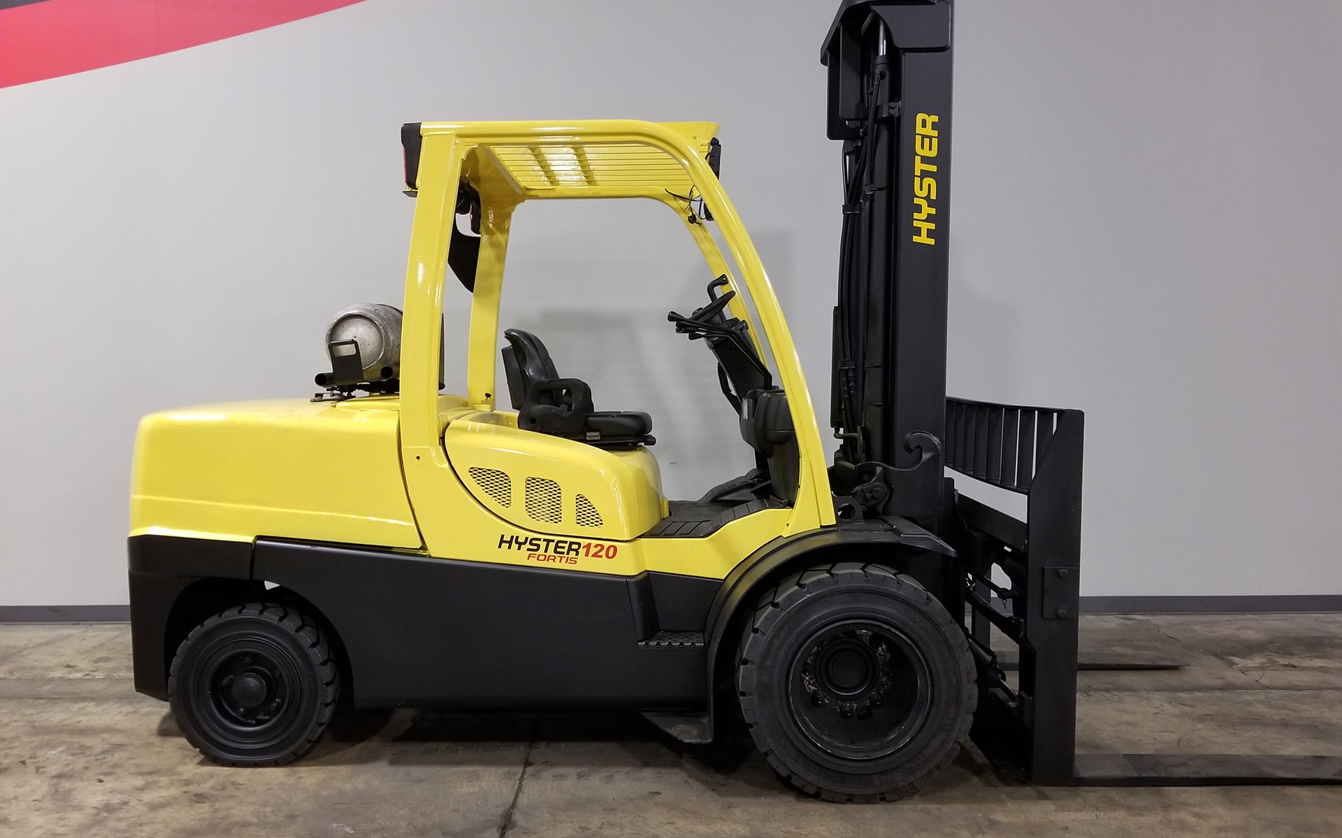 Used 2006 HYSTER H120FT    Cary, IL