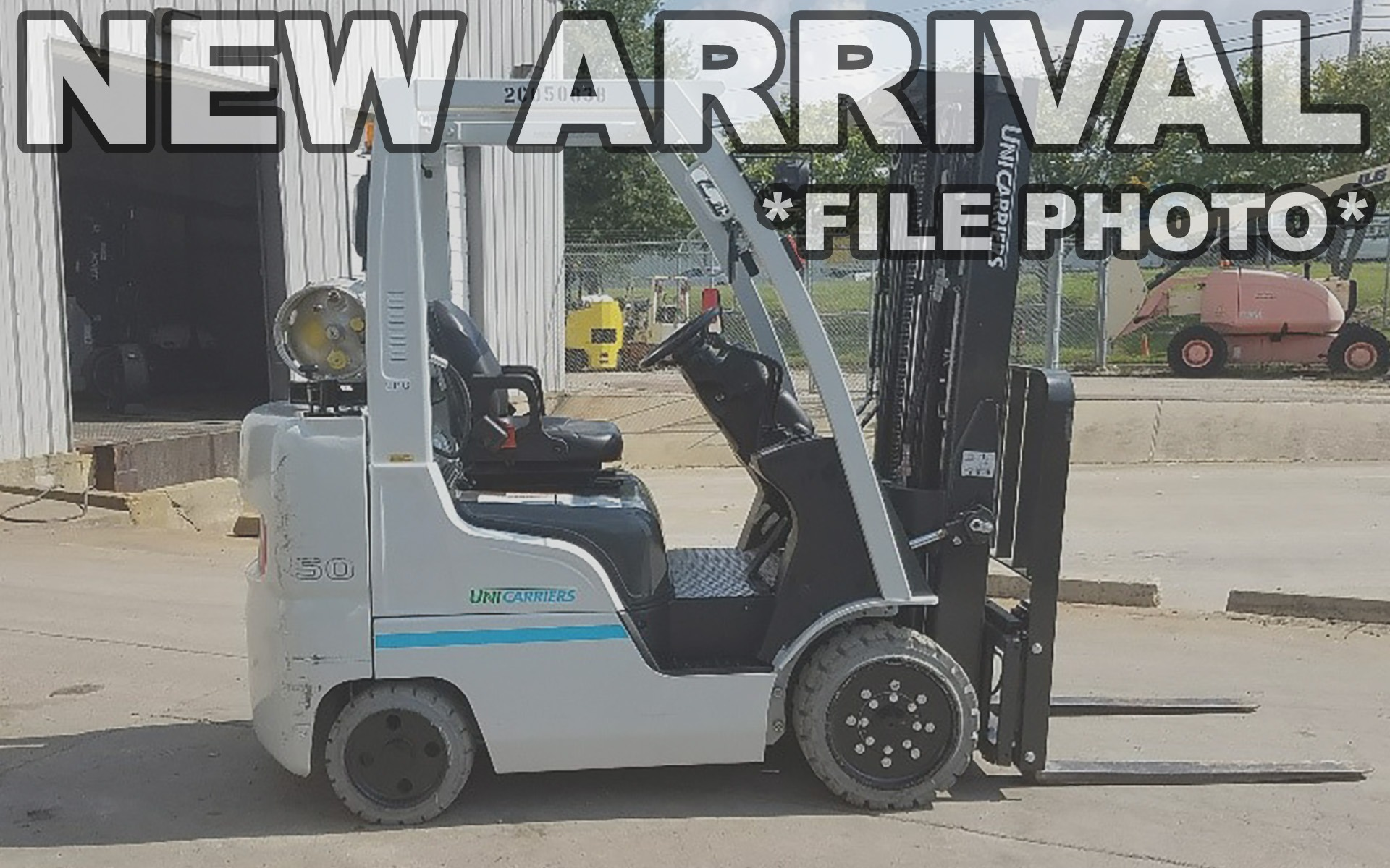 Used 2014 UNICARRIER CF50LP  | Cary, IL