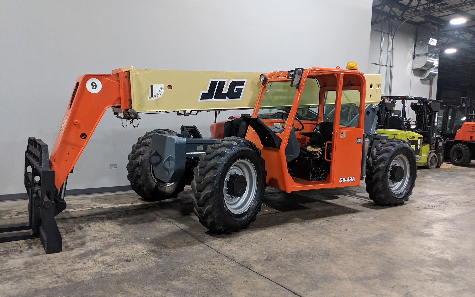 Used 2012 JLG G9-43A  | Cary, IL