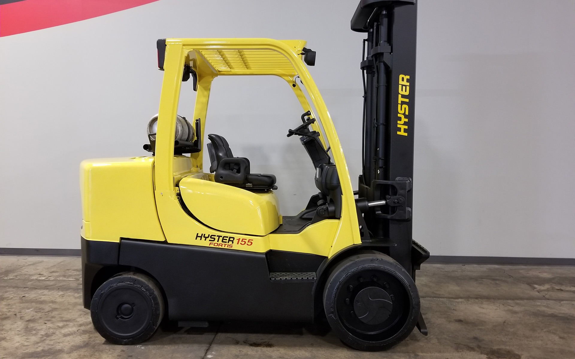 Used 2007 HYSTER S155FT  | Cary, IL