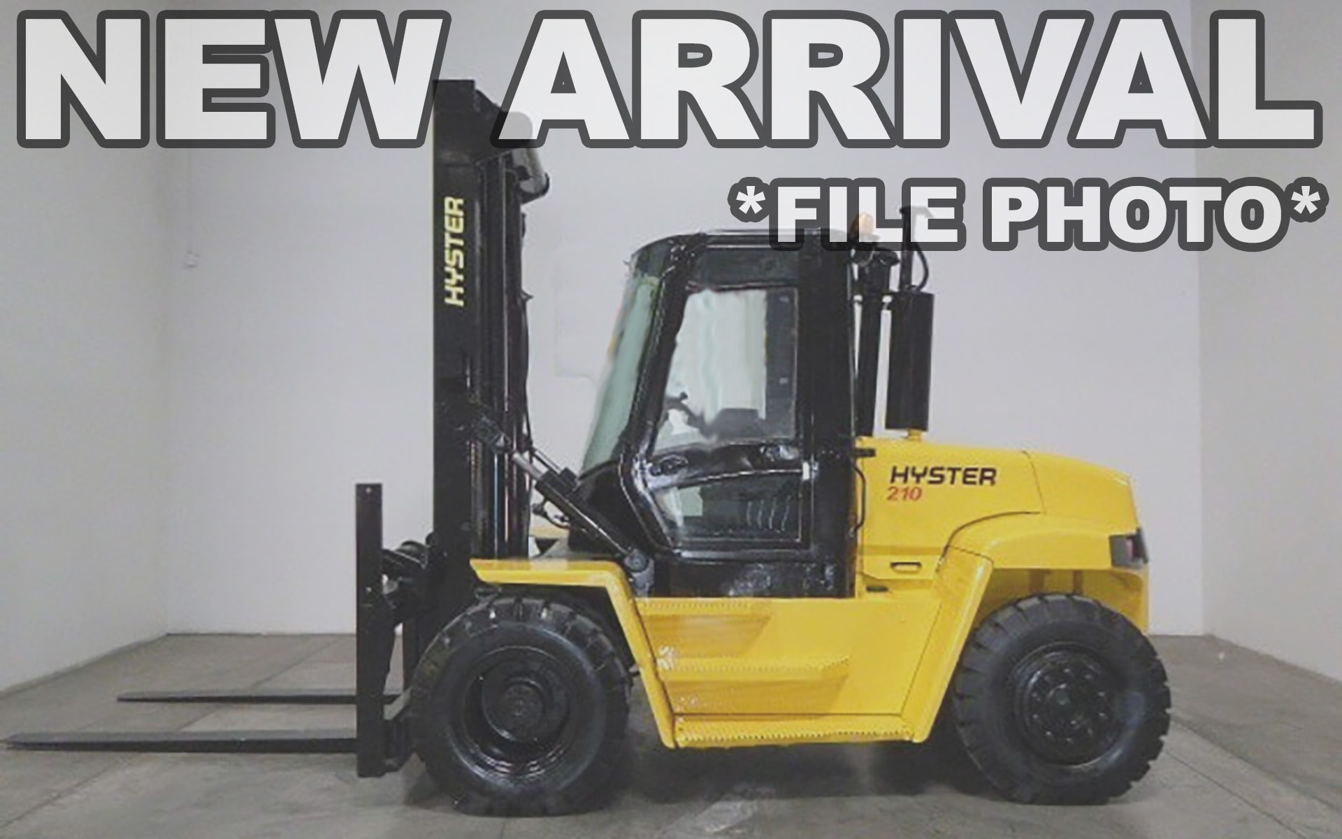 Used 2005 HYSTER H210HD  | Cary, IL