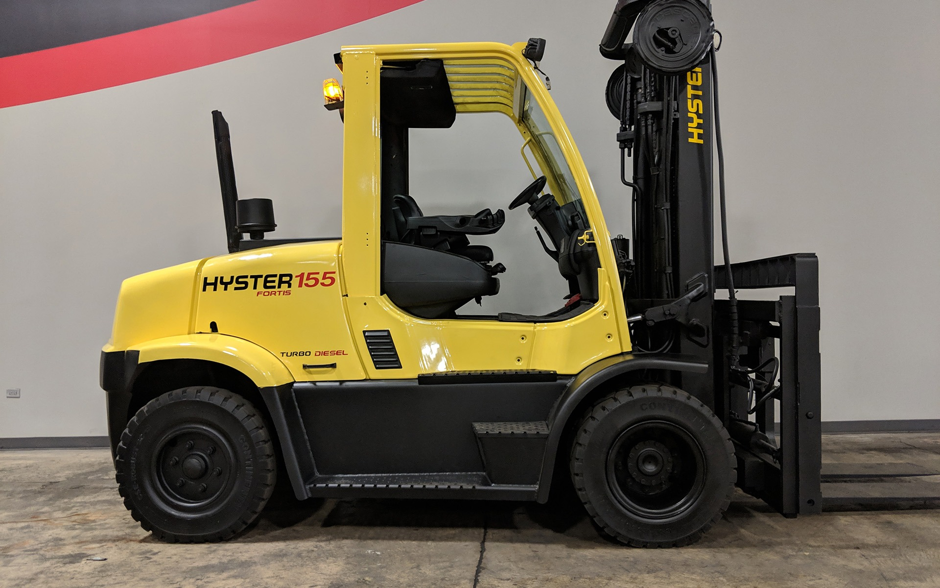 Used 2011 HYSTER H155FT  | Cary, IL