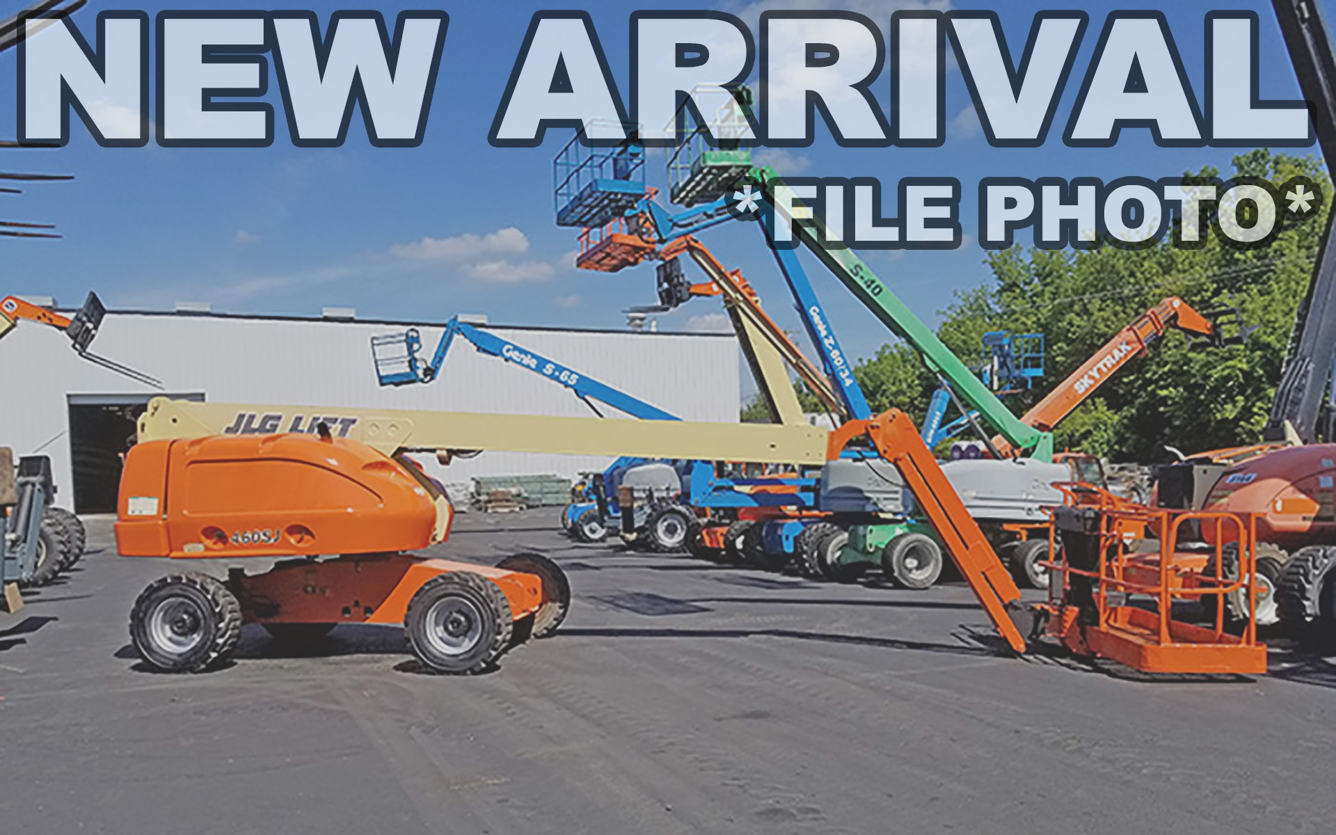Used 2004 JLG 460SJ  | Cary, IL
