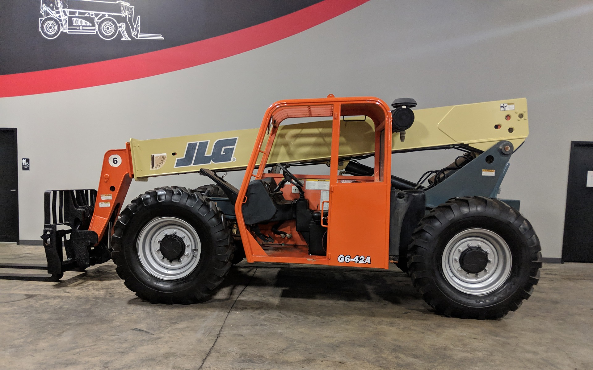 Used 2007 JLG G6-42A  | Cary, IL