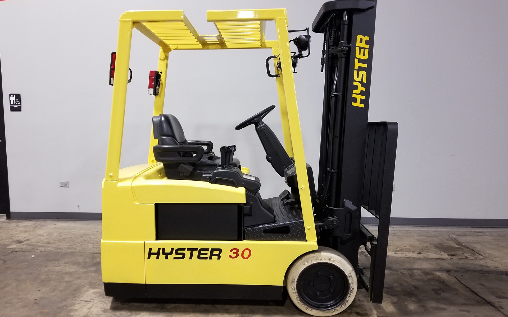 Used 2004 HYSTER J30XMT2  | Cary, IL