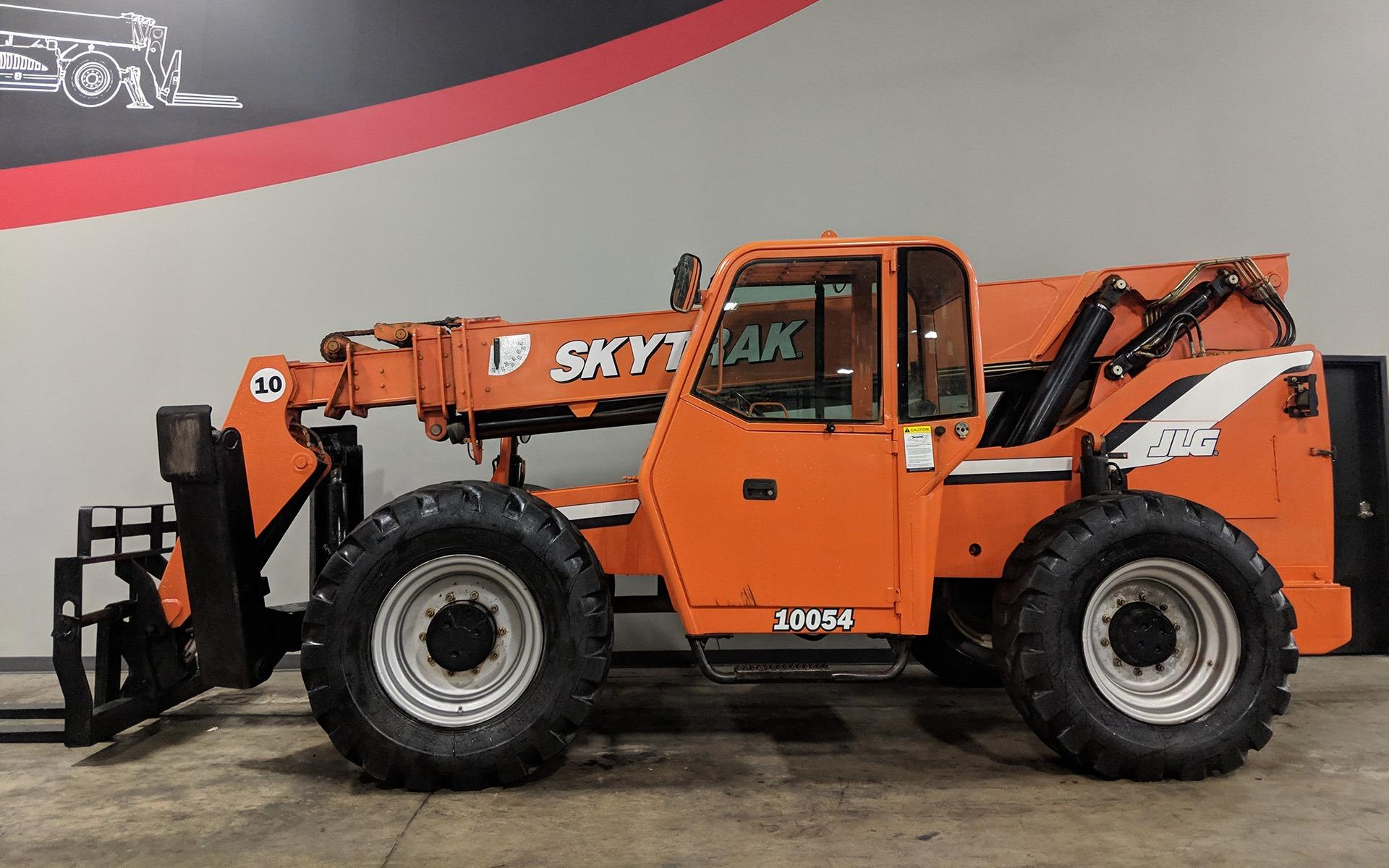 Used 2009 SKYTRAK 10054  | Cary, IL