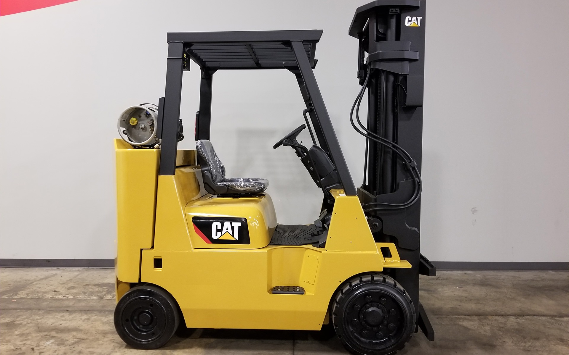 Used 2007 CATERPILLAR GC40K-STR  | Cary, IL