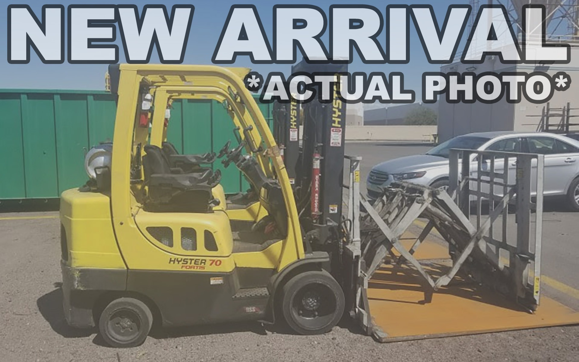 Used 2012 HYSTER S70FT  | Cary, IL